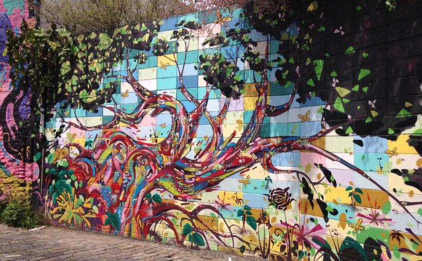 SÃO PAULO: GRAFITE + BECO DOBATMAN