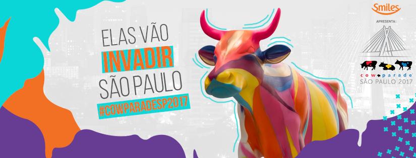 A COWPARADE RETORNA A SÃO PAULO, COLORIDA E DIVERTIDA COMOSEMPRE