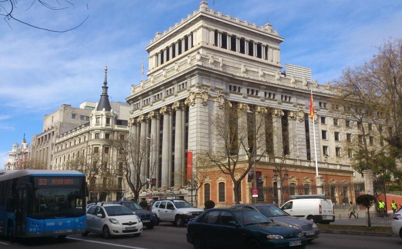 Madrid: paixão depronto
