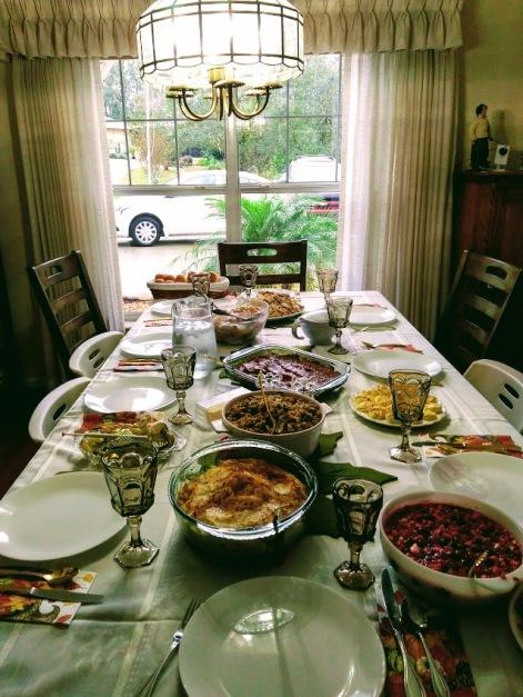 mesa pronta