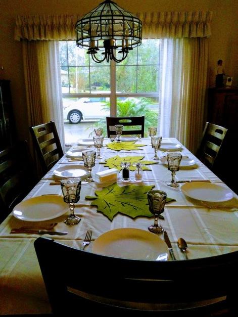 mesa thanksgiving