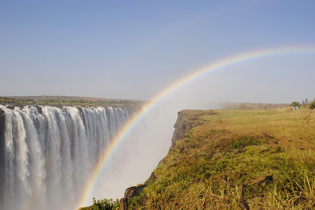 PARAÍSOS AFRICANOS: VICTORIAFALLS